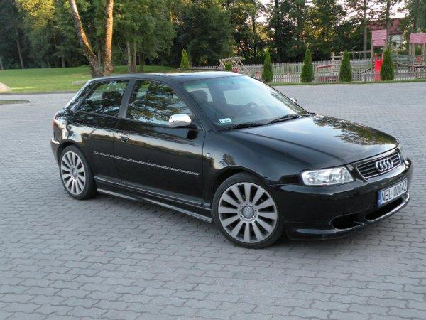 Ogłoszenia Białystok Online Audi A3 1998 Diesel 18 Cal Alufelgi