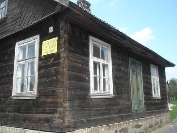 Ogloszenia Bialystok Online Sprzedam Dom Drewniany Do Przeniesienia