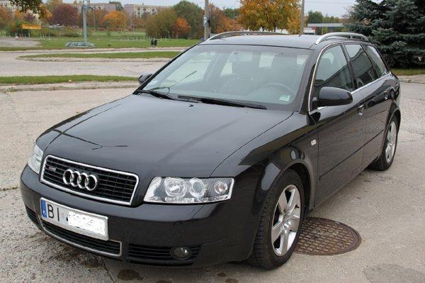 Audi a4 2004 Kombi Audi a4 2004 1,9 Tdi Kombi