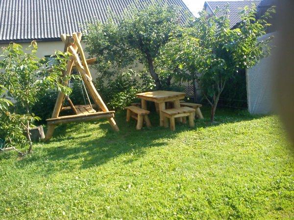 Sprzedam Meble Ogrodowe Białystok : meble ogrodoweniepowtarzalny zestaw z litego drewna