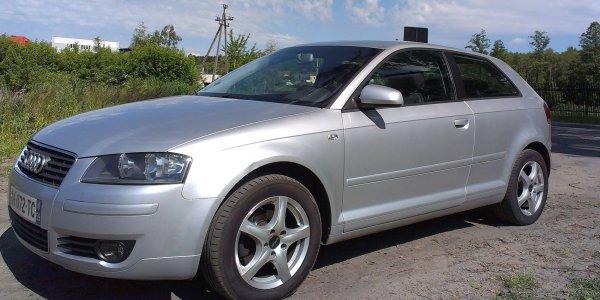 Ogłoszenia Białystok Online Sprzedam Audi A3 2005 Rok 19 Tdi
