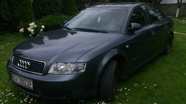 Ogłoszenia Białystok Online Sprzedam Audi A4 B6 20 Benzyna Gaz