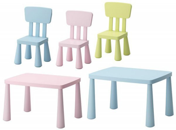 Ogłoszenia Białystok Online Stolik I 2 Krzesła Mammut Ikea