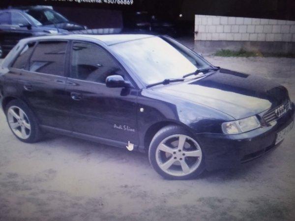 Ogłoszenia Białystok Online Audi A3 2000 Rok 18t Gaz Sekwencja
