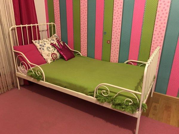 Ogłoszenia Białystok Online łóżko Dla Dziecka Minnen Ikea